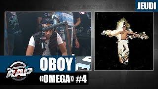 """Planète Rap - Oboy """"Omega"""" #Jeudi"""