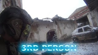 Paintball Arena Cheb - Strizov - Magfed only 3rd Person Paintball