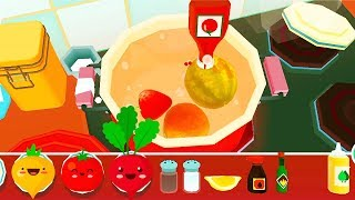 Permainan Anak Masak-Masakan Lucu 🥘 Toca Kitchen 2 #GAMEANAKKECIL