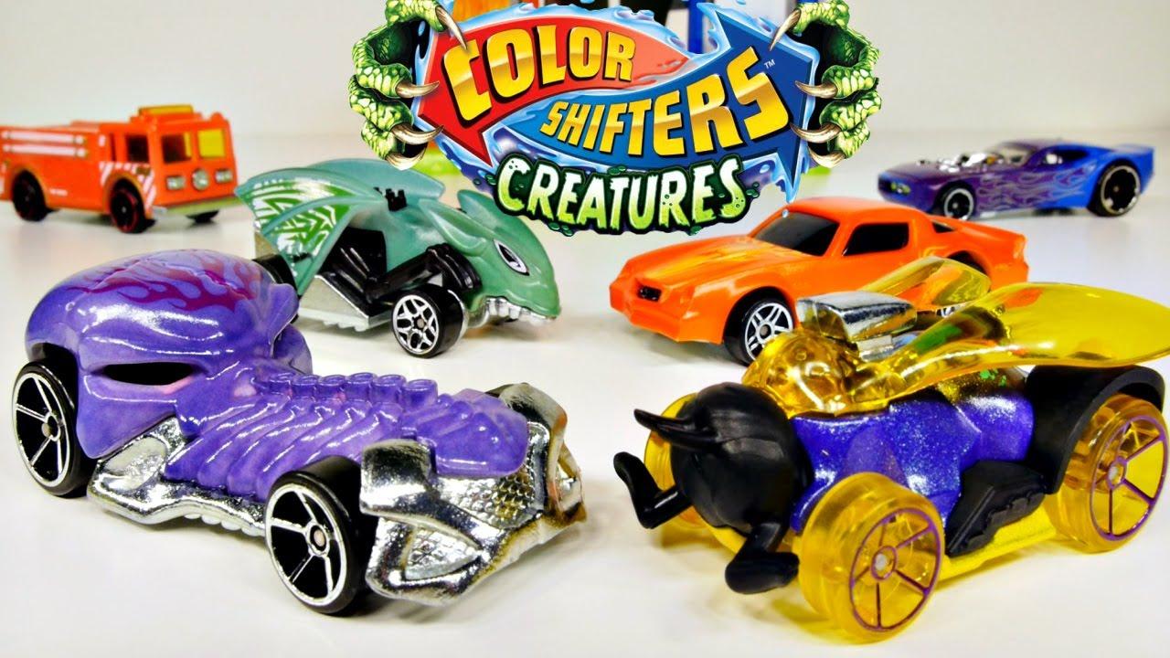 Hot Wheels Toys : Hot wheels stunt n dunk play doh surprise eggs color