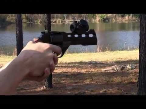 Chiappa Rhino Review Model 60DS - Range Test