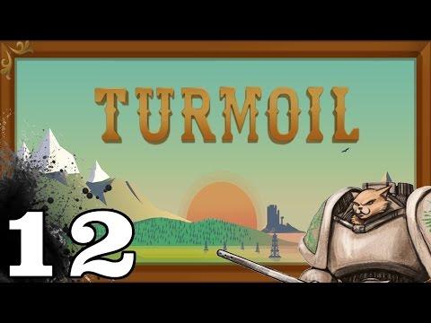Turmoil UPDATED - Snitchin' Oil - Part 12 Let's Play Turmoil / Gameplay
