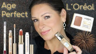 Im BESTEN Alter I NEU in der Drogerie I Best Ager Makeup I Loreal Age Perfect Serie I Mamacobeauty