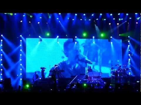 Linkin Park - Runaway HD Live Orange Warsaw Festival 2012