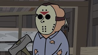Friday the 13th Game PARODY 2