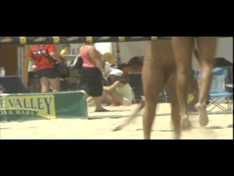 Olympic Beach Volleyball Girls Video