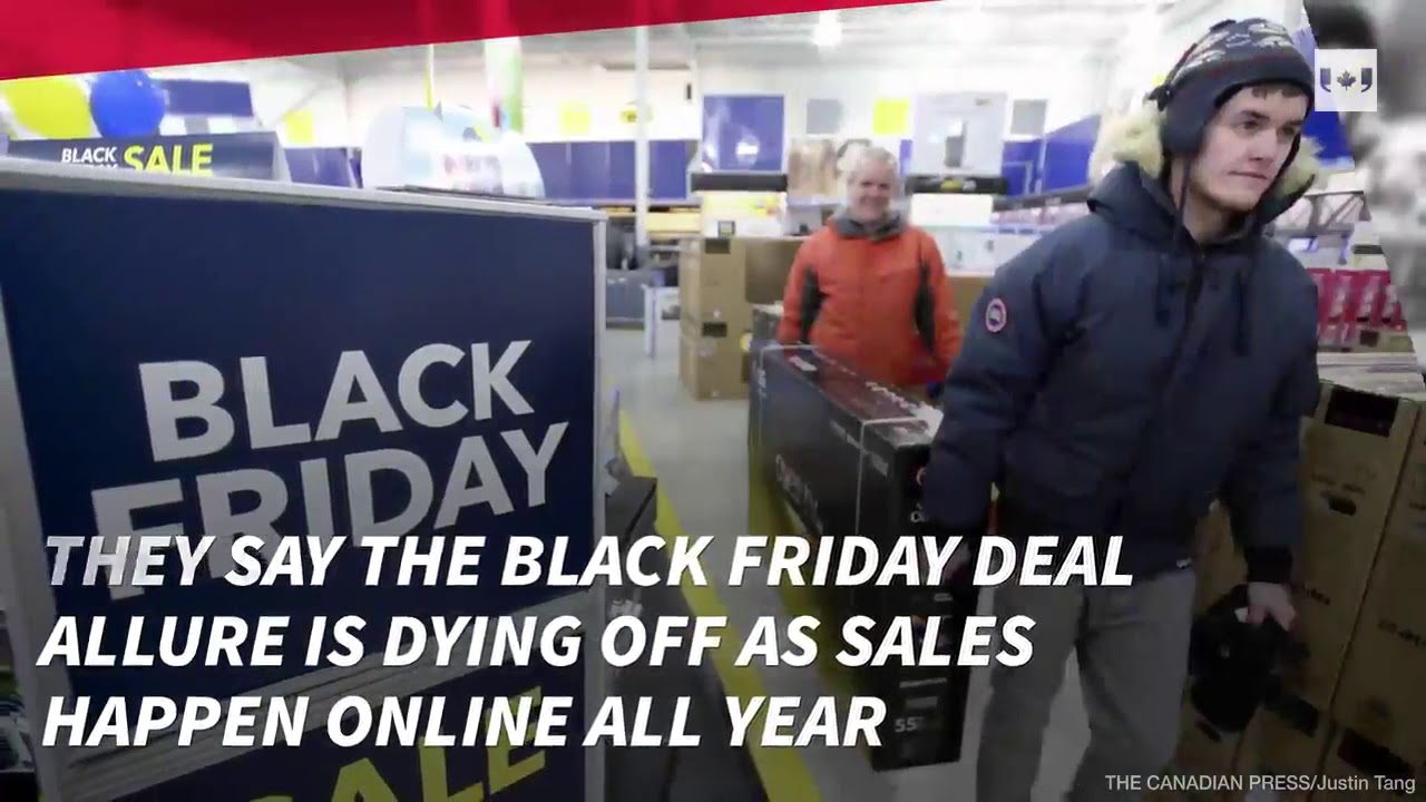 Why some people avoid Black Friday sales like the Black Plague