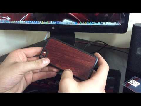 Slickwrap's Woodgrain case/wrap review