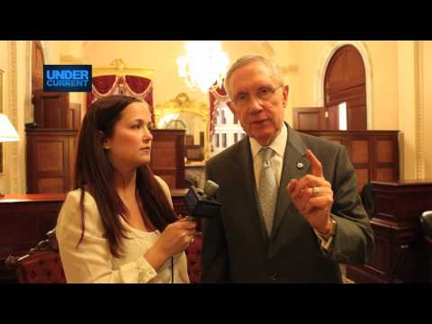 Harry Reid: Koch Bros vs. Tom Steyer
