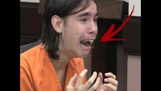 10 reazioni di adolescenti condannati all'ergastolo o alla pena di morte