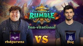 Rastakhan's Rumble Inn-vitational - Dog vs Rhdgurwns