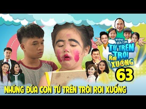 NHỮNG ĐỨA CON TỪ TRÊN TRỜI RƠI XUỐNG | TẬP 63 | Ngân Chi - 'người hầu' bất đắc dĩ của Winner |130618 | mcv comedy
