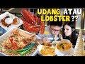 Raja Udang Segede Lobster !!!