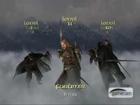 Lord Of The Rings The Third Age Character Guide