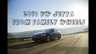 2019 VW Jetta review from Family Wheels