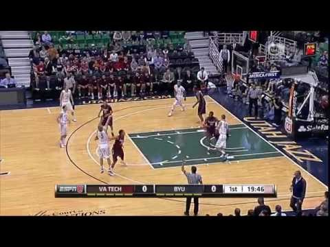 Top 10 Plays - BYU Basketball 2012-13