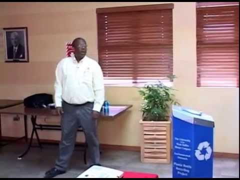 GraceKennedy Foundation Recycling Programme