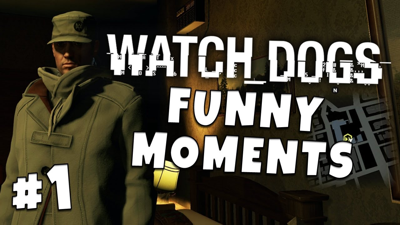 Youtube First Part  Watch Dogs