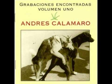 Andres Calamaro - Bailar Sola