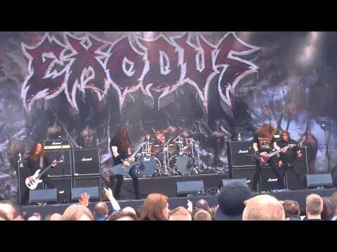 Exodus - Blacklist Live @ Tuska Open Air, Helsinki 26.6.2015