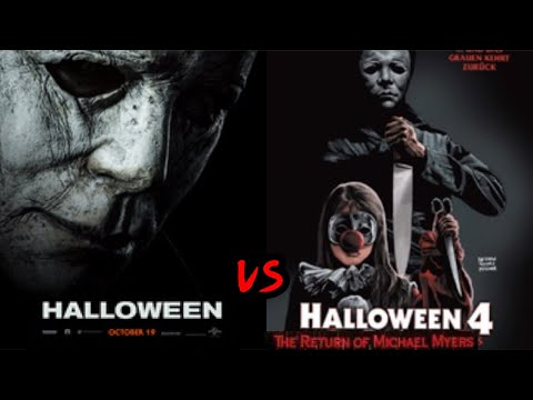 Halloween 2018 Look At Halloween 4 🎃 The Return Of Michael Myers Kill Count