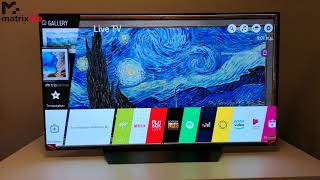 LG OLED55B8PLA Unboxing & First Look