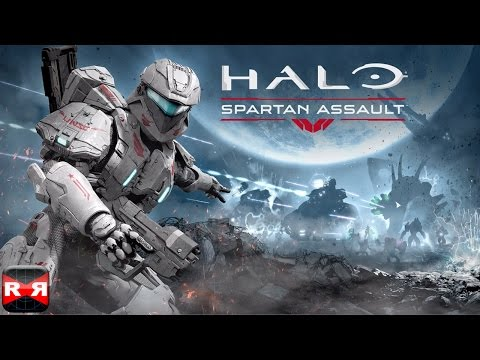 Halo: Spartan Assault (By Microsoft Corporation) - iOS - iPhone/iPad/iPod Touch Gameplay
