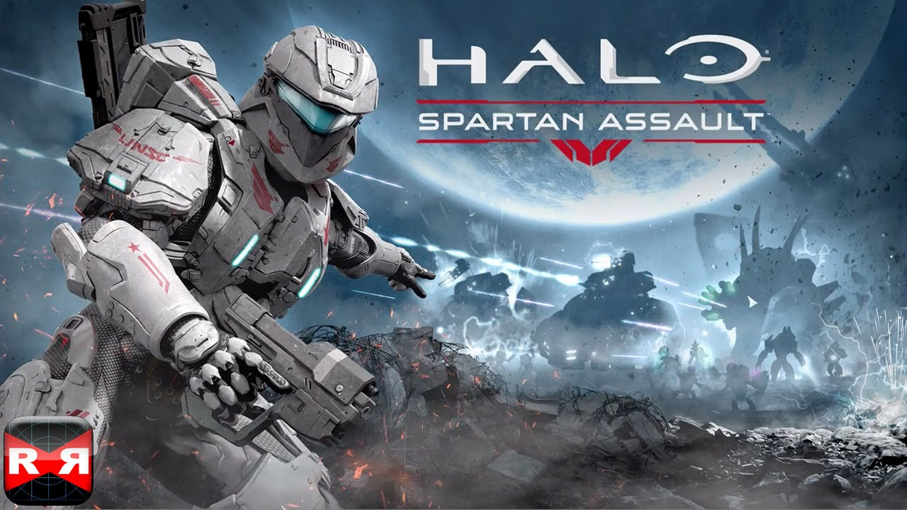Halo Spartan Assault by