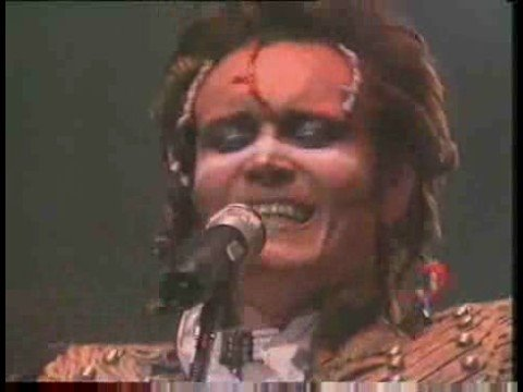 Adam Ant - Killer In The Home