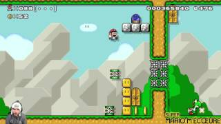 [Ep#30] Super Mario M'écœure - Entrainement 100man Expert Jap only part2