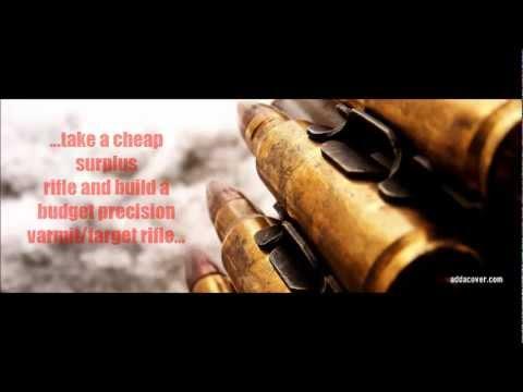 Custom Mosin Nagant Sniper Rifle Build