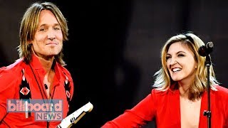 Keith Urban & Julia Michaels Team Up for 'Coming Home' Duet at 2018 ACM Awards | Billboard News MP3