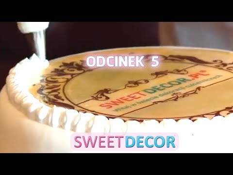 Sweet Decor Tutorial - odcinek 5
