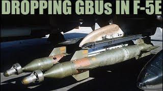 F-5E Tiger II: Learning Laser Guided GBU Bombing | DCS WORLD