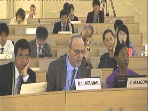 Review of Japan by the UN Human Rights Committee - July 2014 - Part 2