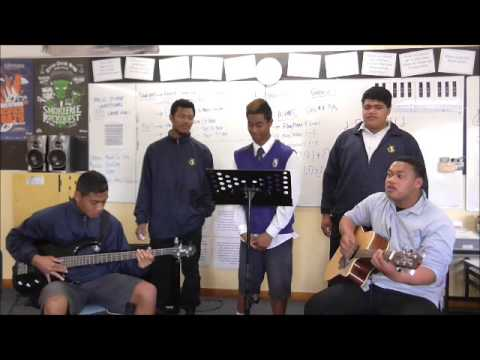 Otahuhu College Music Department - Y12 Group 2014 - You'll never be alone
