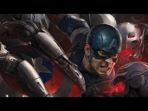 Avengers 2 - Chris Evans on a Bigger Avengers - Comic Con 2014
