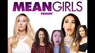 Mean Girl Trailer- YOUTUBE GIRLS(Alisha Marie, Eva Gutowski, Savage Squad) PARODY