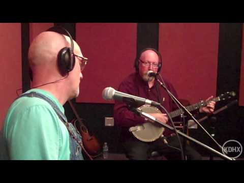 Mike Compton & Joe Newberry Garfield's Blackberry Blossom Live at KDHX 06/11/10 (HD)