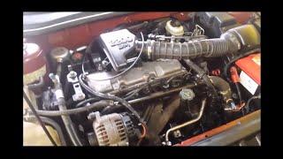 Cambio de anillos Chevrolet Cavalier 2.2 Lts. piston rings replacement