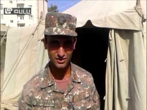 Առաջնագծում տղաները պատրաստ են... հայ  զինվորի մաղթանքը
