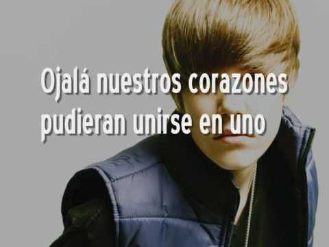 Eenie Meenie - Justin Bieber Feat. Sean Kingston (en Español) video