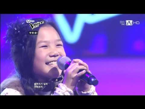   - [  /Mnet The Voice Kids] (Kim Cho Eun) -  