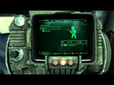 Mobius Radioactive: Fallout 3 - Goaty Run and Gun - F102
