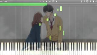 Ao Haru Ride Piano BGM   ?????? OST - (Episode 7 BGM) ?????