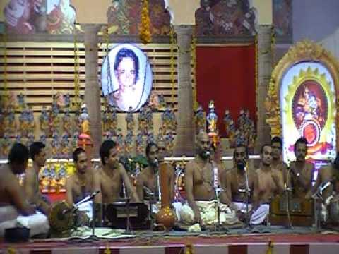 Shri. Shri. Vittal Das Maharaj- Bhajan - Maliyur Mahaganapathi Temple, Kottayam, Kerala video