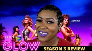 Glow Season 3 Netflix Review