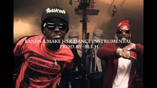 Watch Juicy J Bands A Make Her Dance Remix Ft Lil Wayne video