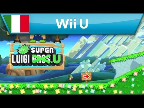 New Super Luigi U - trailer (Wii U)