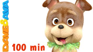 (148. MB) Bingo Dog Song | Kids Songs & Nursery Rhymes | Dave and Ava Mp3